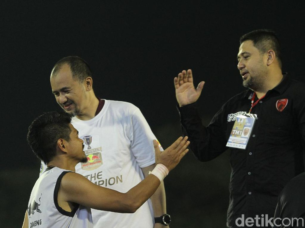 Bepe dan Trofi Piala Indonesia yang Belum Pernah Digenggamnya