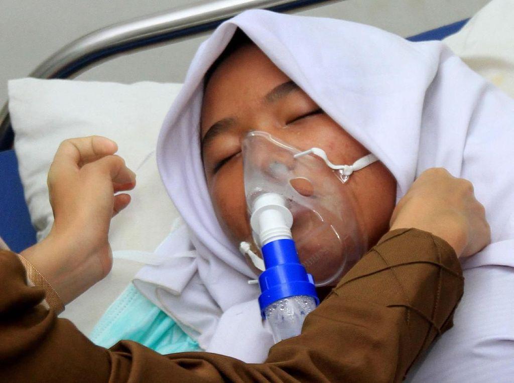 Aceh Barat Darurat Kabut Asap, Korban Berjatuhan