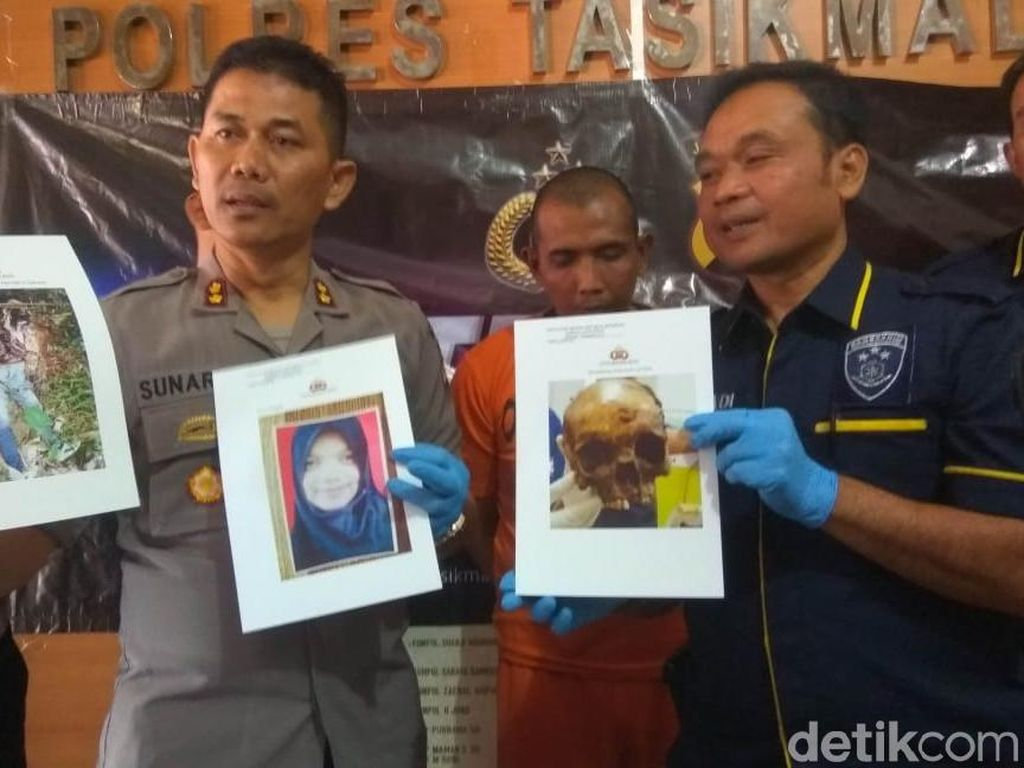 Rosita yang Ditemukan Jadi Kerangka di Tasikmalaya Dibunuh Kekasih