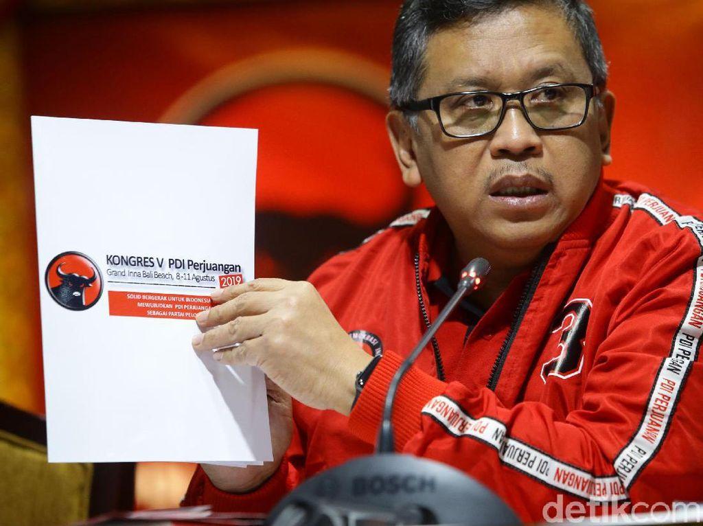 Desain Kabinet Jokowi Ikut Dibahas di Kongres PDIP