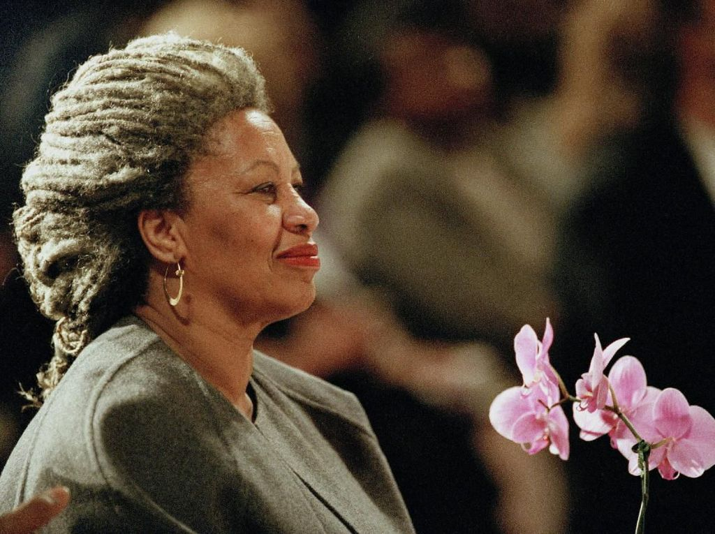Penulis Harta Nasional AS Toni Morrison Meninggal di Usia 88 Tahun