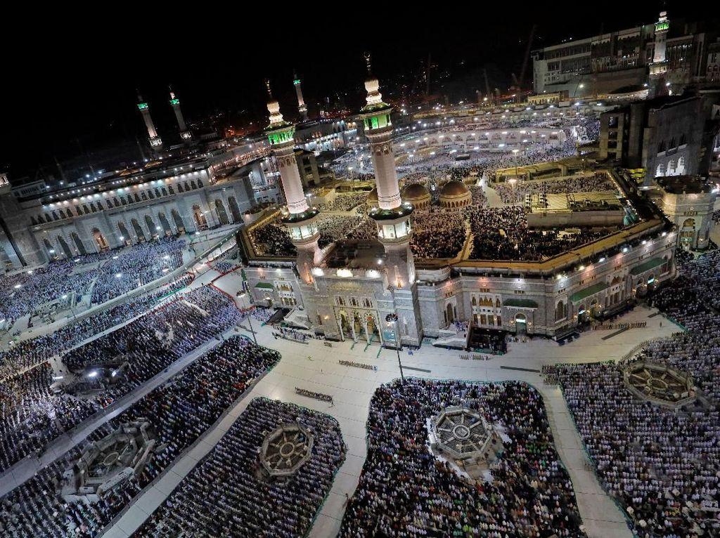 Seluruh Kloter Haji Indonesia Tiba di Tanah Suci