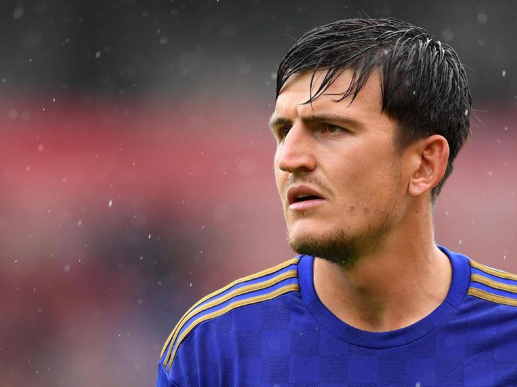 Baru Gabung MU, Maguire Mengaku Fit untuk Dimainkan Lawan Chelsea