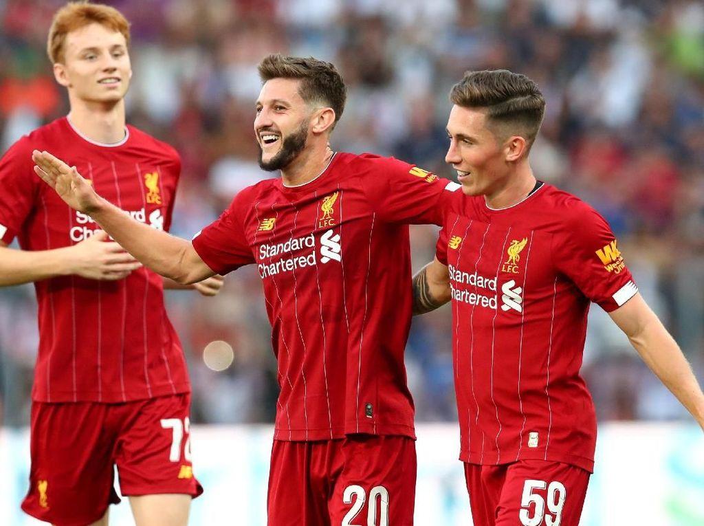 Lallana Bakal Tinggalkan Liverpool dengan Medali Juara Liga Inggris