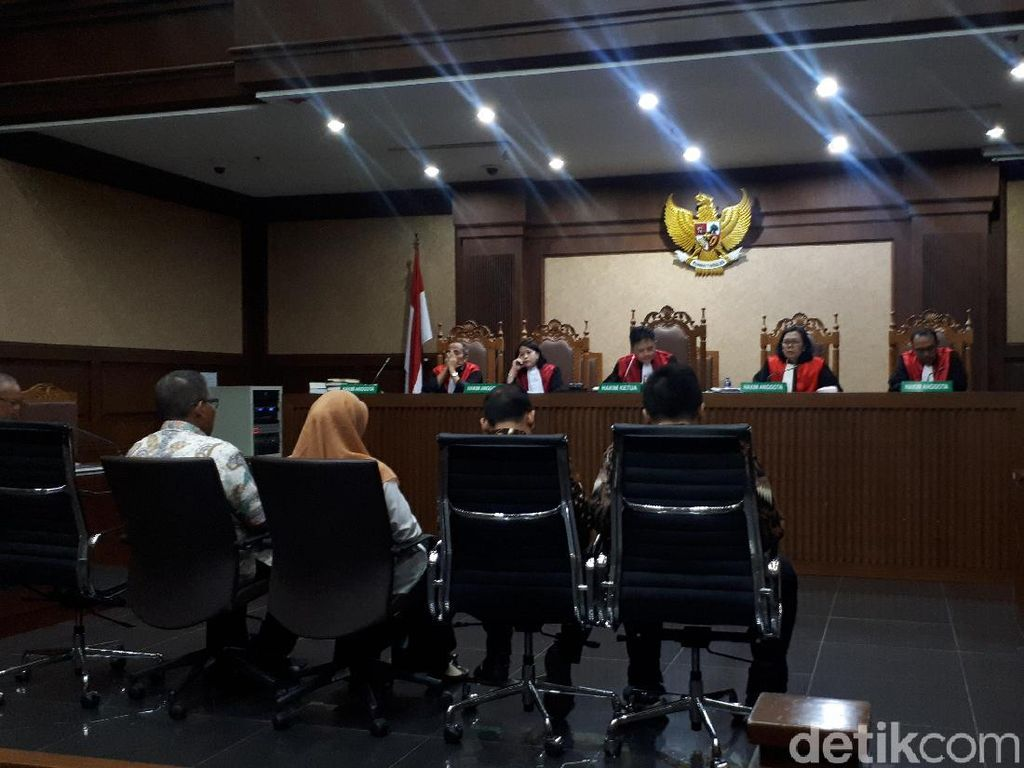 2 Pejabat PUPR Divonis 6 Tahun Penjara di Kasus Proyek Air Minum
