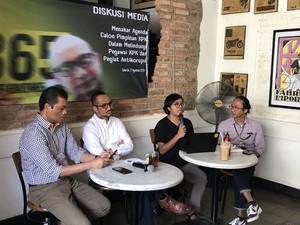 Cerita Abraham Samad Istilahkan Teror sebagai Sarapan Pagi Pegawai KPK