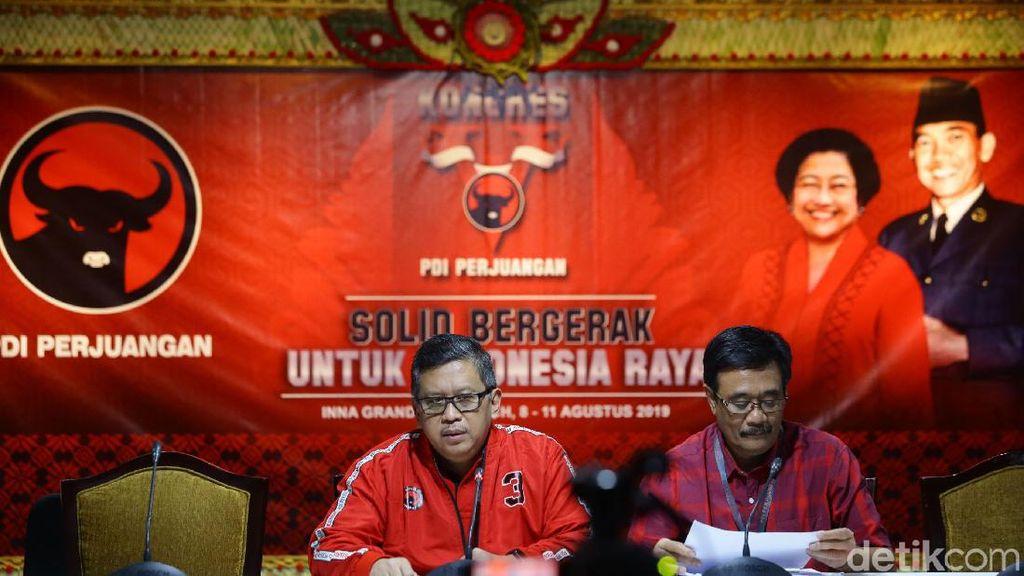 PDIP Siap Gelar Kongres V di Bali