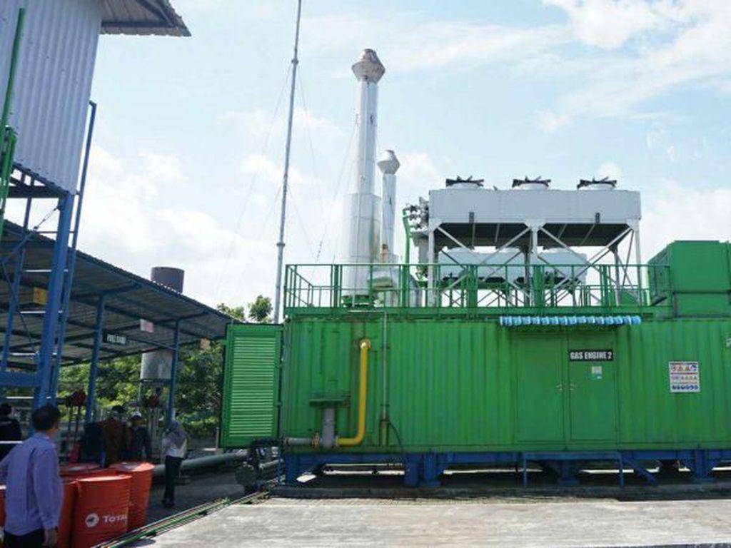 Cek Pembangkit Listrik Sampah di Solo, Luhut: Tinggal Konstruksi