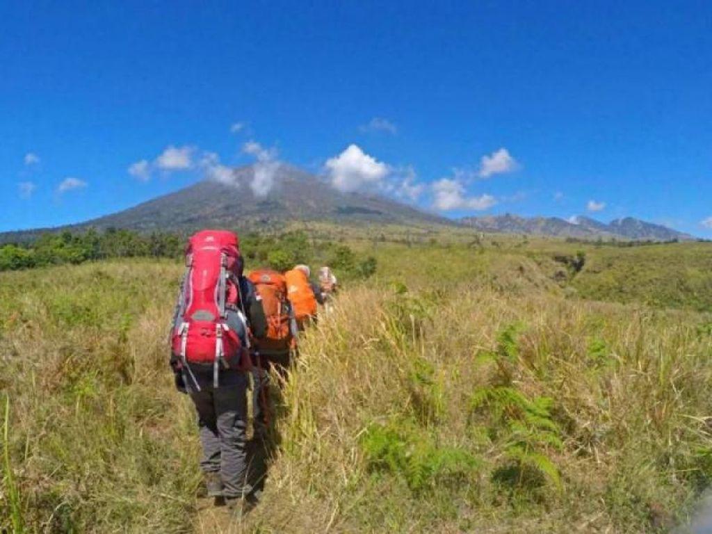 Pendakian Gunung Rinjani Dibuka 7 Juli
