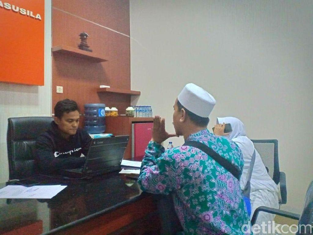 Penyelenggara yang Tipu 59 Calon Jemaah Haji di Jatim Ngaku Juga Tertipu