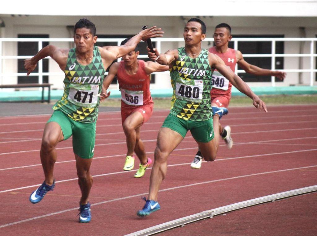 Bisma Diwa Punya Banyak PR Usai Kejurnas Atletik