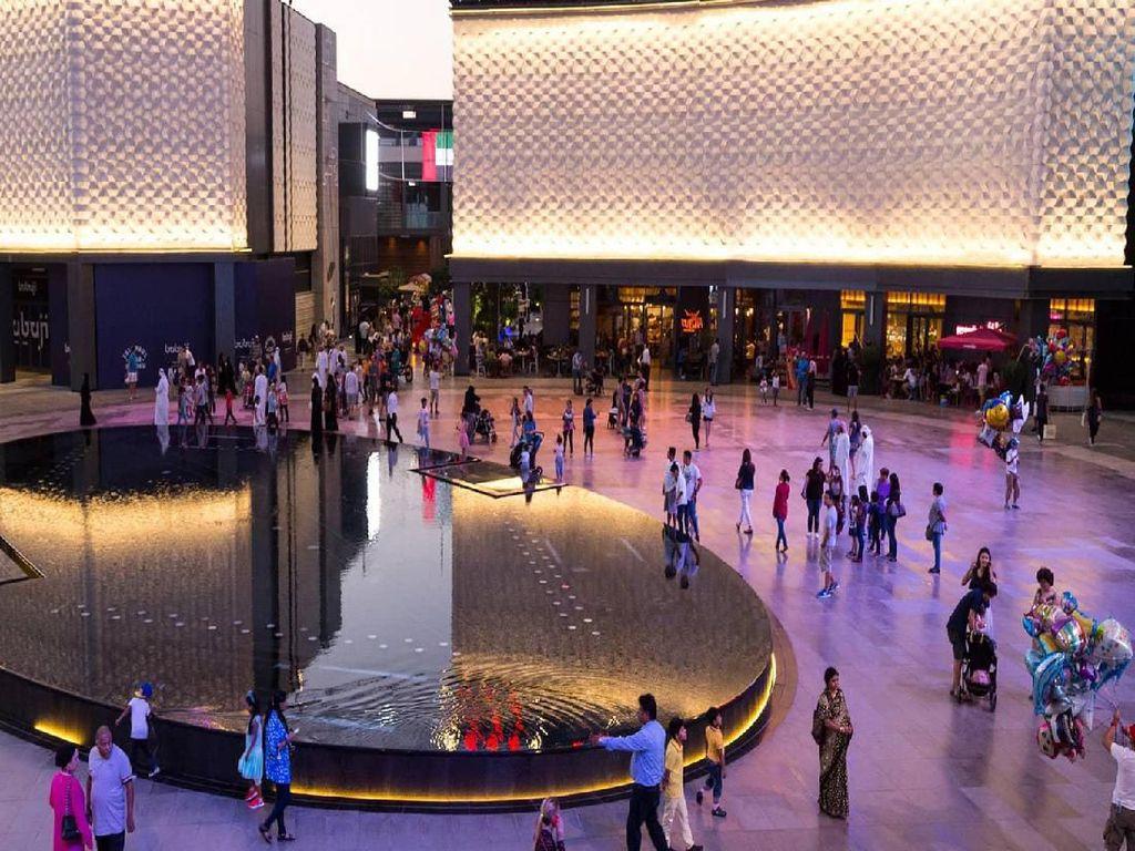 8 Tempat Wisata Belanja Sampai Puas di Dubai