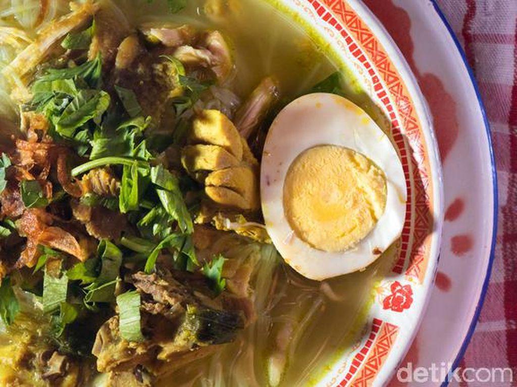 Resep Soto Ayam Gurih dan Enak yang Mudah Dibuat Sendiri