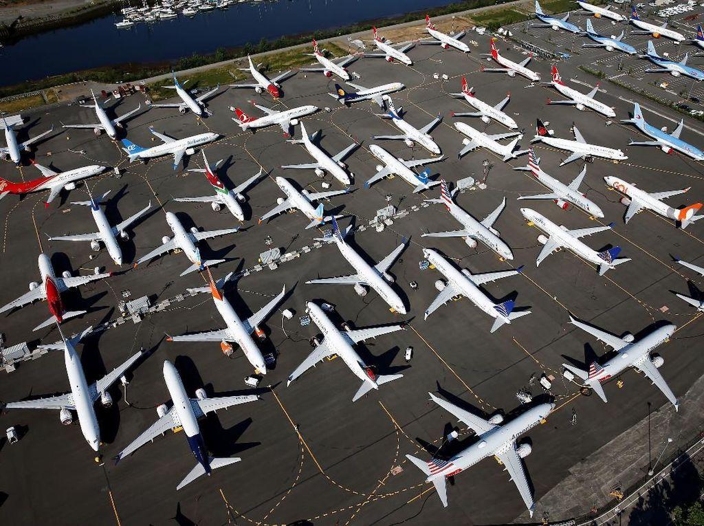 Boeing Bersikeras Targetkan 737 MAX Kembali Mengudara Tahun Ini