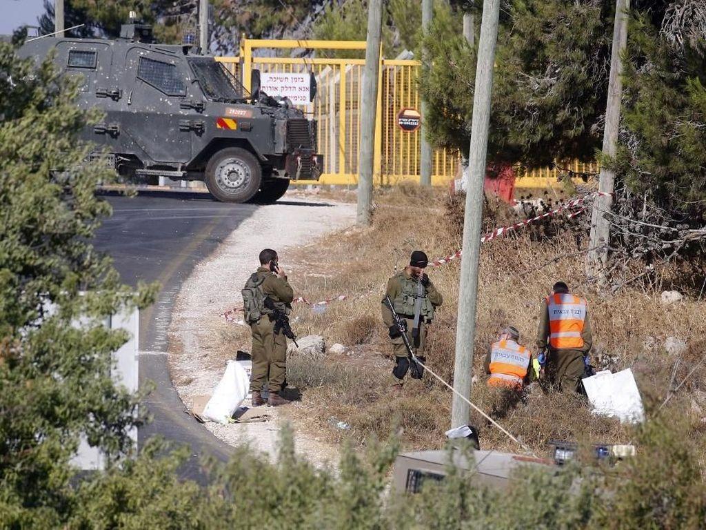 Tentara Israel Ditemukan Tewas dengan Luka Tusuk di Tepi Barat