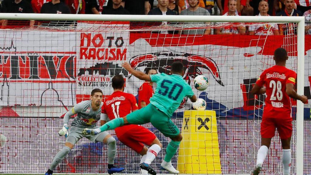 Gol Tunggal Hazard Menangkan Madrid
