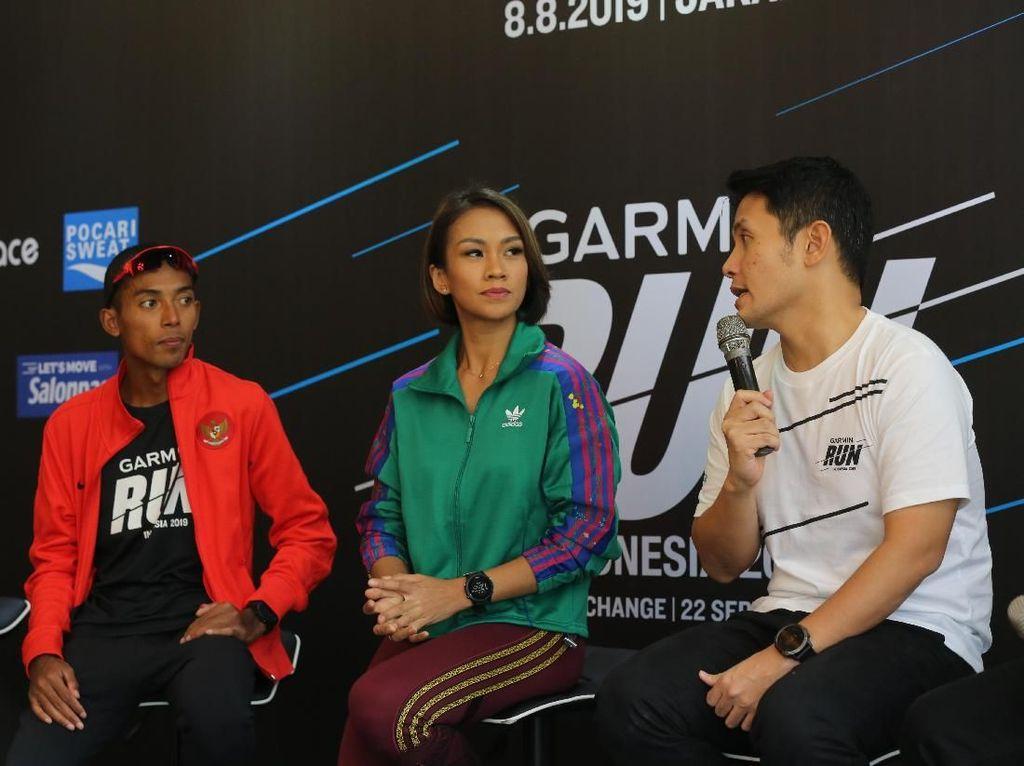 Intip Persiapan Garmin Run Indonesia 2019