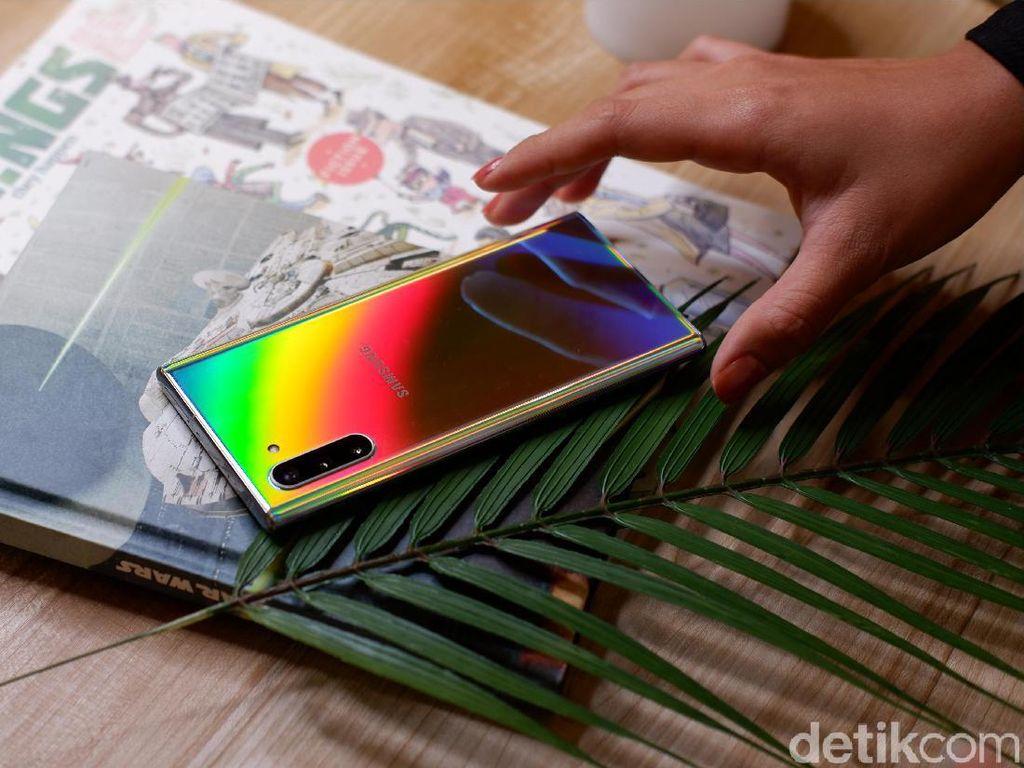 Bikin Konten Kreatif Pakai Galaxy Note 10+? Bisa!