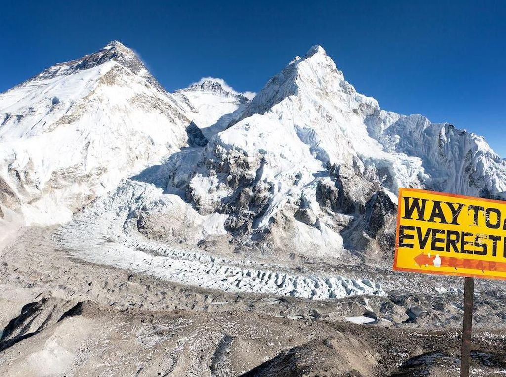Nepal, Negara Kecil yang Lagi Mati Pariwisatanya