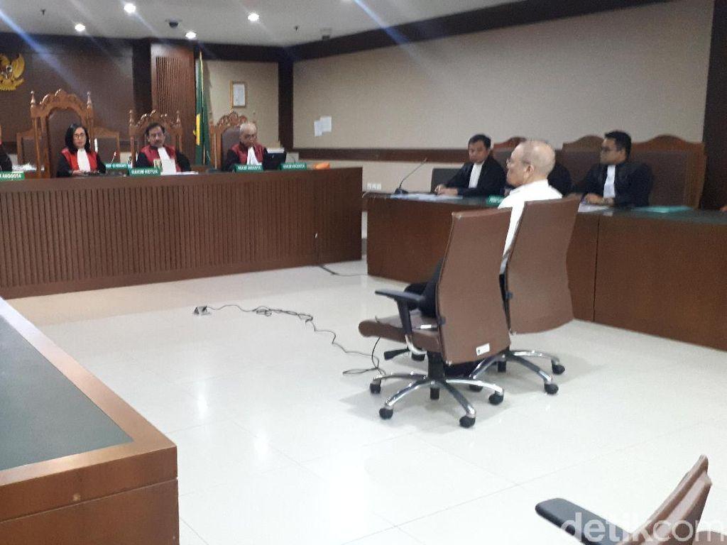 Selesai Jalani Hukuman 16 Bulan Bui, Terpidana Korupsi Alkes Flu Burung Bebas