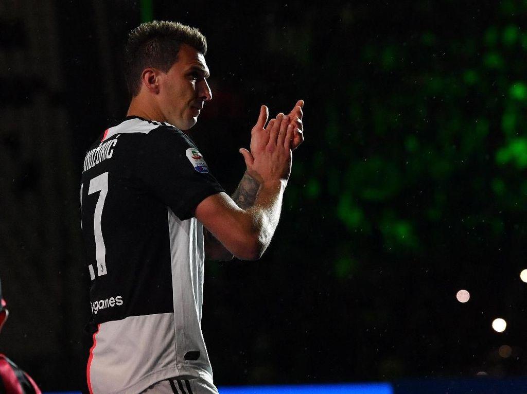 Juventus Sedang Cari Solusi Terbaik untuk Mandzukic