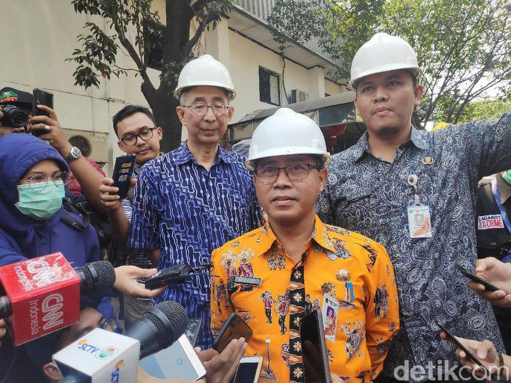 DLH DKI Tegur 47 Pabrik Bercerobong Asap Selama 2019