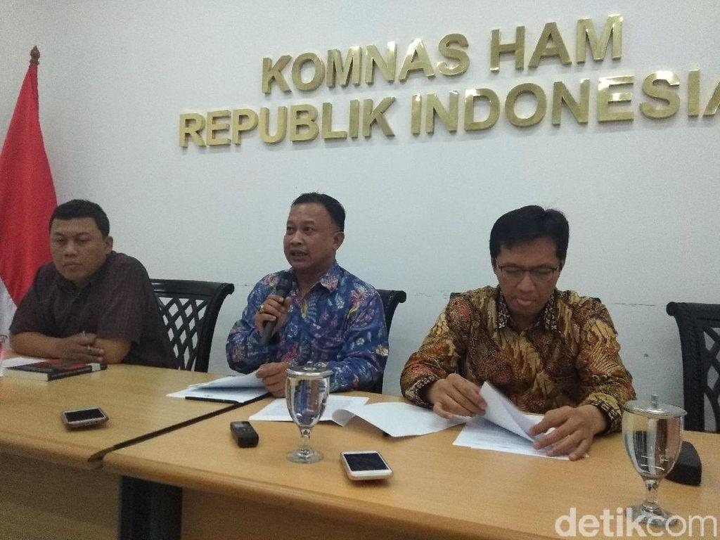 Komnas HAM Harap Jokowi Tak Teken Perpres Pelibatan TNI Tangani Terorisme
