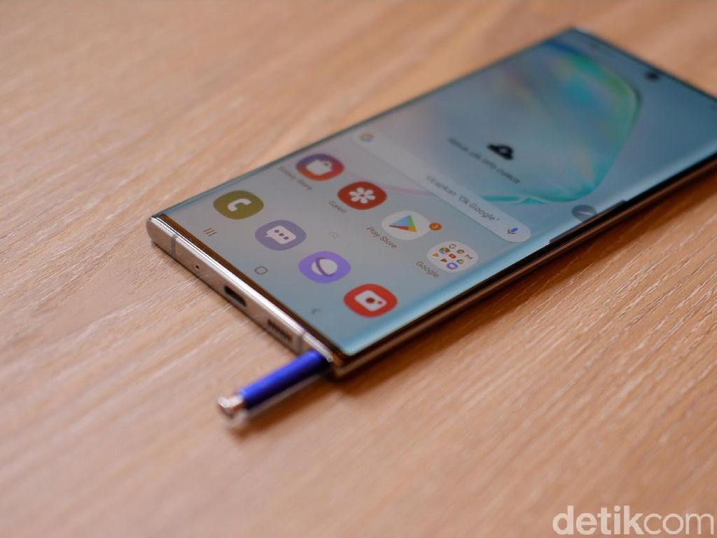 Transfer Data Jadi Mudah Pakai Samsung DeX di Galaxy Note 10