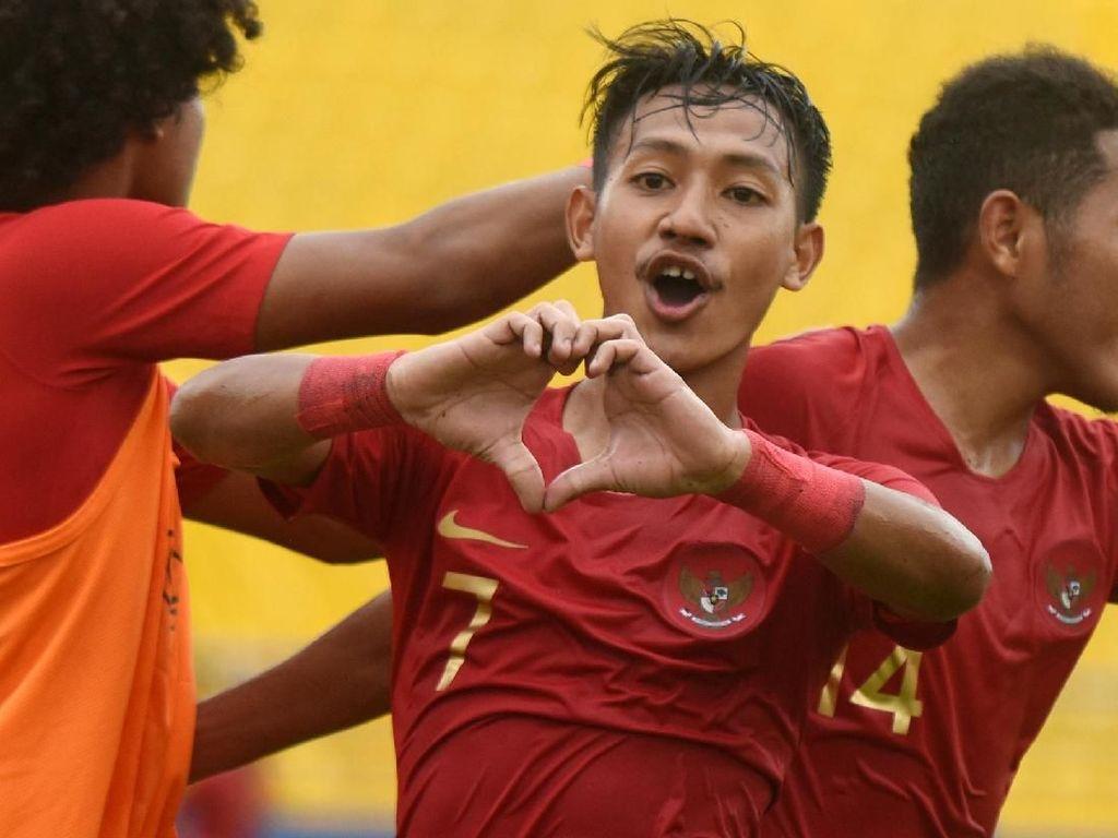 Garuda Muda Gilas Timor Leste 4-0
