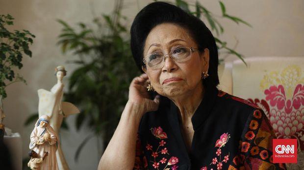 Masuk ke Garasi, Martha Tilaar Keluar Jadi Ratu Kosmetik