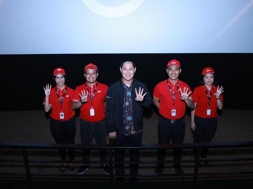 J&T Express Mulai Ekspansi ke Singapura