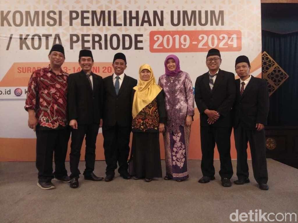 Respons Putusan MK, KPU Surabaya akan Hitung Ulang Surat Suara Pileg
