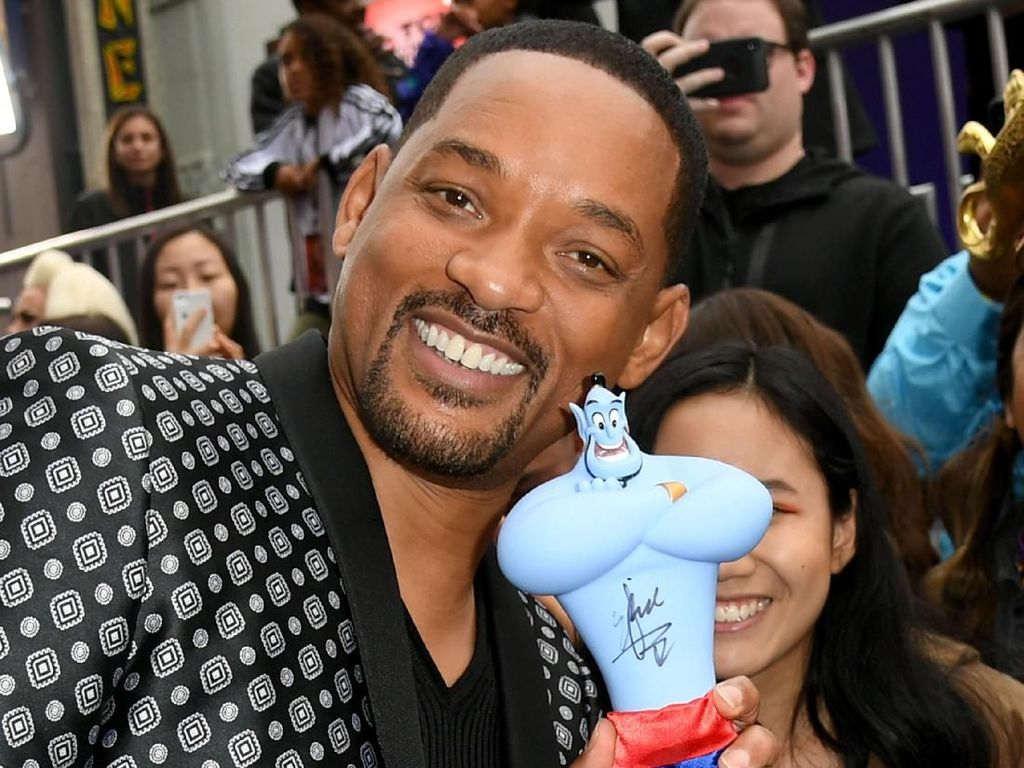 Mena Massoud Curhat Tak Laku Usai Aladdin, Ini Komentar Will Smith