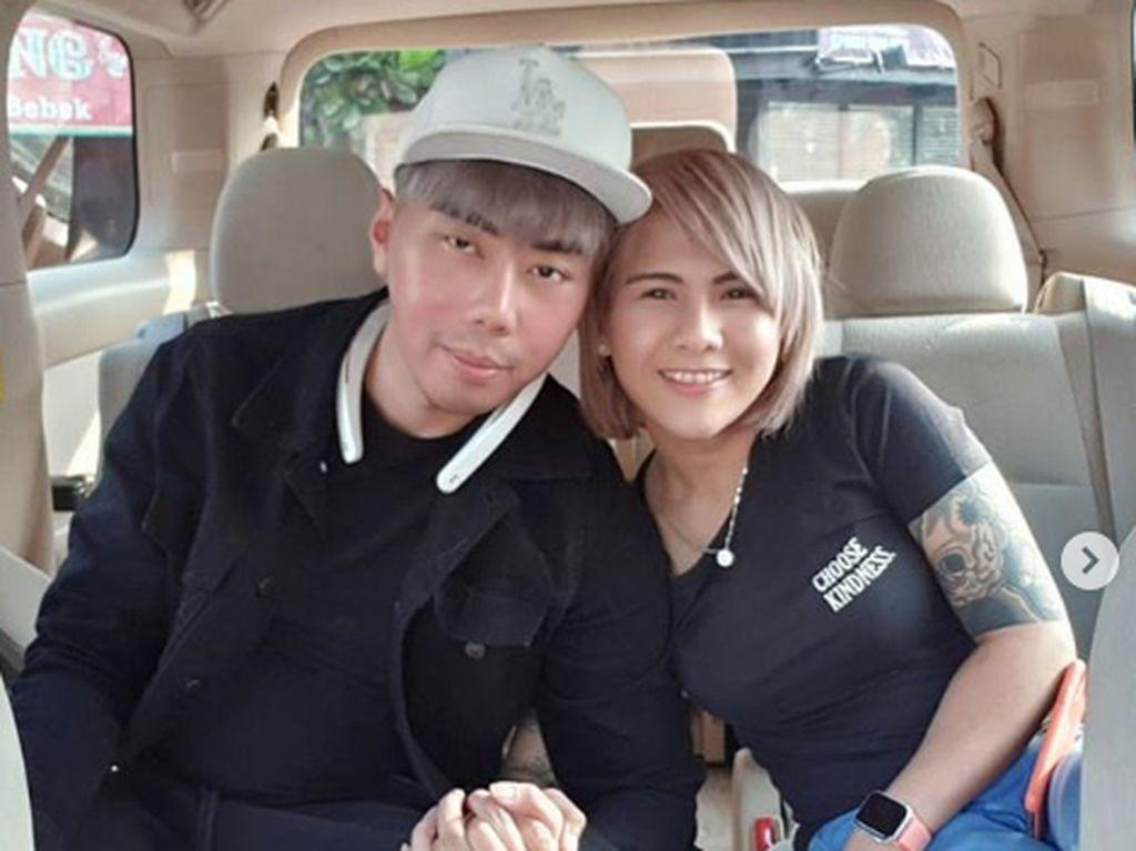 Aming Doakan Evelyn dan Roy Kiyoshi Langgeng