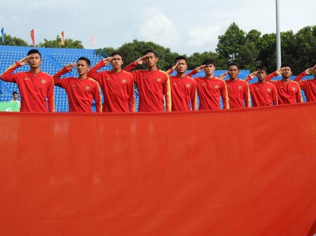 Piala AFF U-18: Rekor Pertemuan Timnas Indonesia U-18 Vs Myanmar