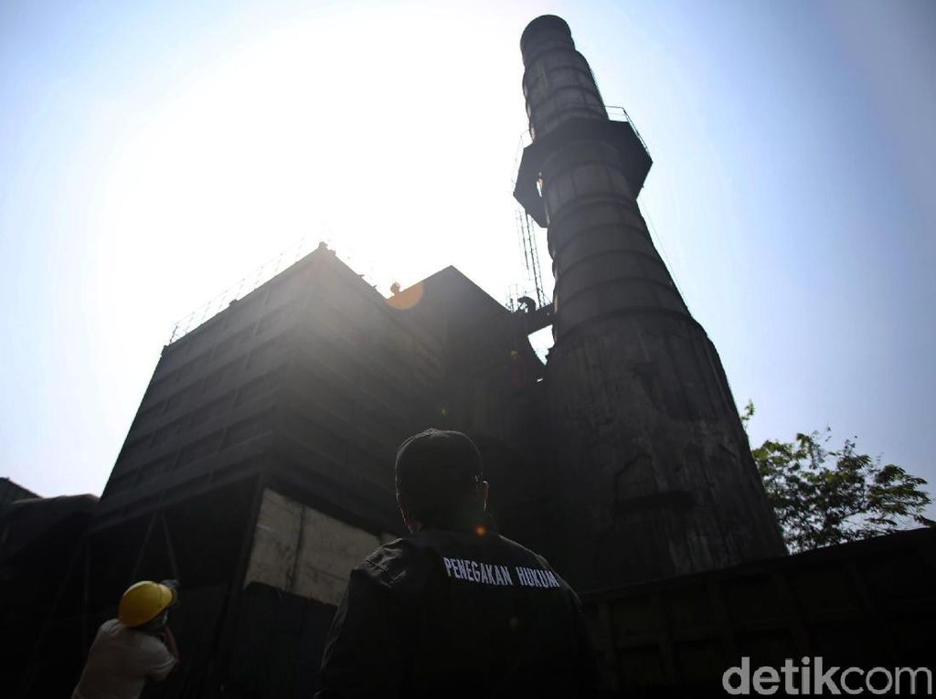 47 Perusahaan Kena Semprot Dinas LH Akibat Cemari Udara Jakarta