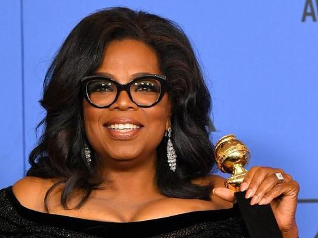 Ini Makanan Pilihan Oprah Winfrey Jika Hidupnya Akan Berakhir