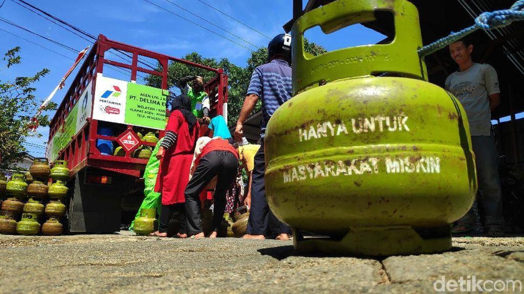 Elpiji 3 Kg di Maros Langka, Operasi Pasar Digelar