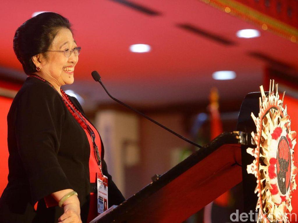 Megawati ke Jokowi: Bapak Itu Kenalkan 4.0-5.0, Jangan Cara Inggris-lah
