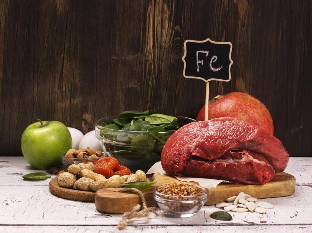 5 Makanan Kaya Zat Besi Ini Ampuh Menjaga Imunitas Tubuh