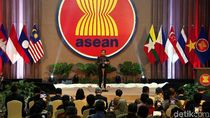 Jokowi Resmikan Gedung Baru ASEAN