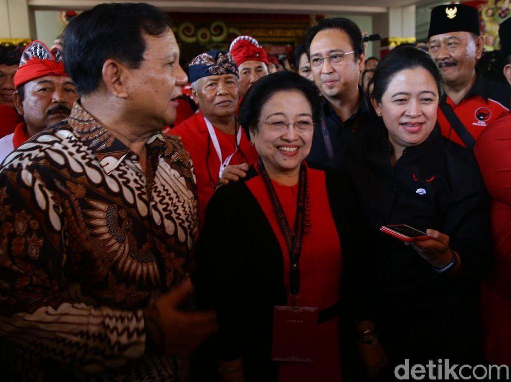 Kilas Balik Perjanjian Batu Tulis Kala Wacana Prabowo-Puan Makin Ngegas