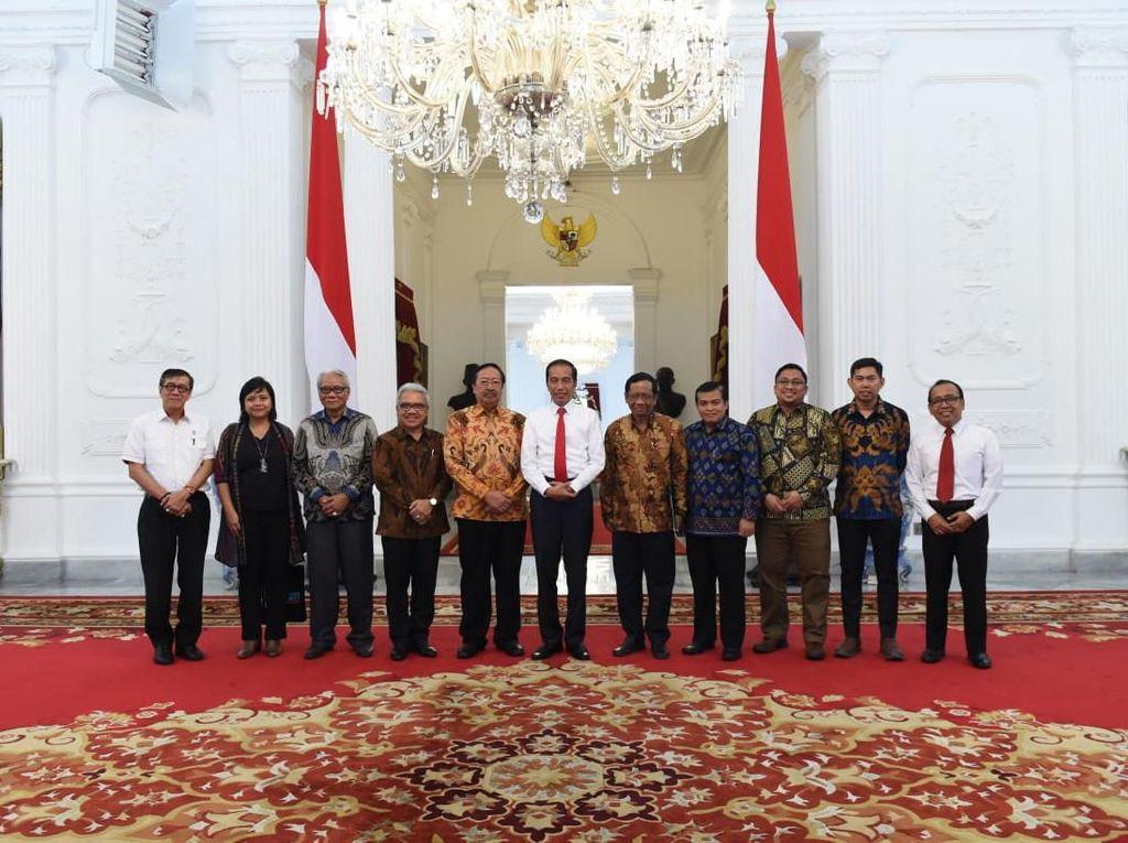 Para Pendekar Hukum se- Indonesia akan Kumpul Bahas Kabinet Jokowi Jilid II