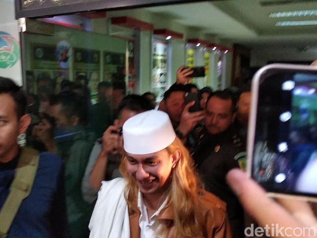 Selama Ditahan di Polda Jabar, Habib Bahar Ngaku Mualafkan 6 Tahanan