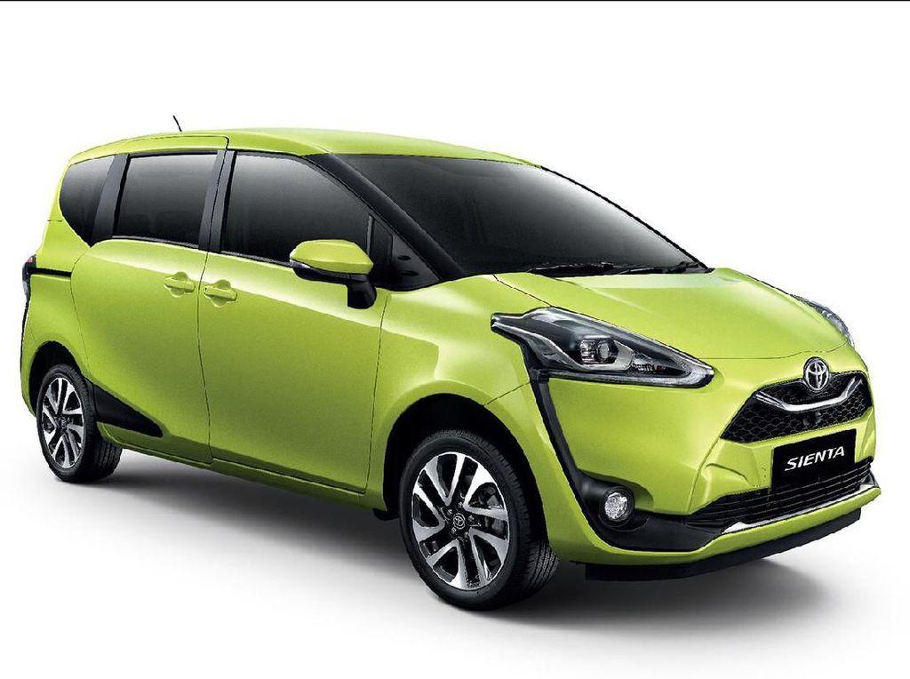 Lihat Tampilan Baru Toyota Sienta, Apa yang Berubah?