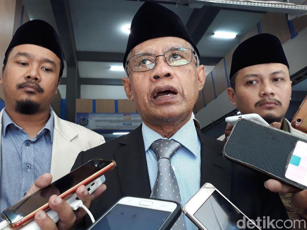 Profesor Tua Dinilai Kurang Bermanfaat, Muhammadiyah Siap Menampung