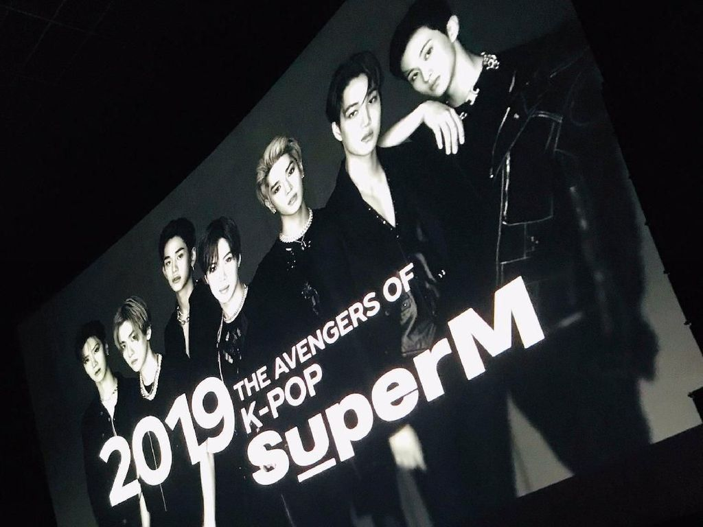 SuperM Avengers of K-Pop Syuting MV Debut di Dubai