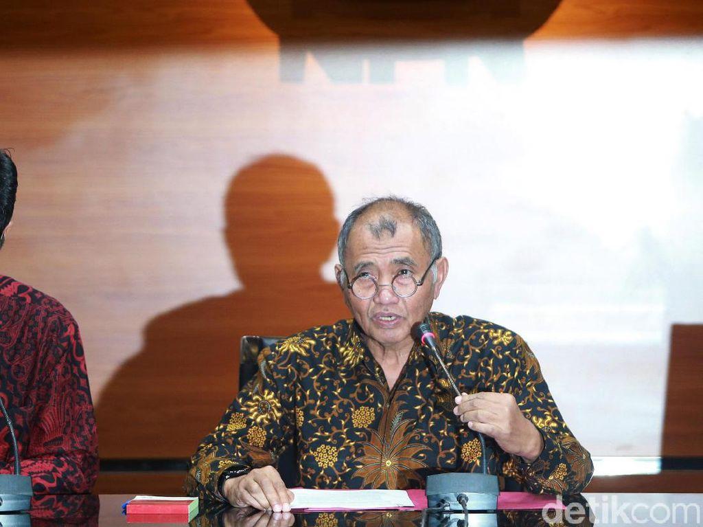 Ketua KPK Soroti Penegakan Hukum Kasus Sumber Daya Alam