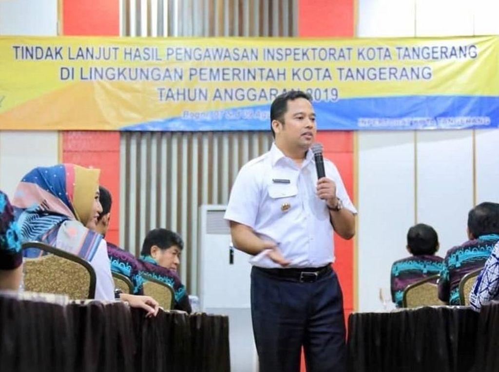 Walkot Tangerang Minta Inspektorat Jadi Mata dan Telinga Pembangunan
