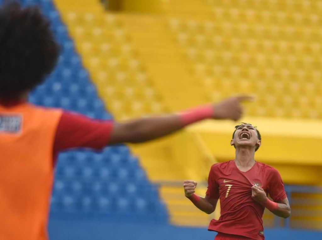 Piala AFF U-18: Imbangi Myanmar, Indonesia Juara Grup A